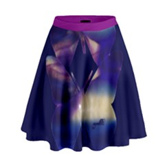 holiness to freedom High Waist Skirt