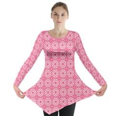 Pinkette Amalie  Long Sleeve Tunic
