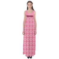 Pinkette Amalie  Empire Waist Maxi Dress