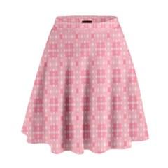 Pinkette Benedicte High Waist Skirt