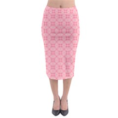 Pinkette Benedicte Midi Pencil Skirt