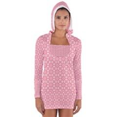 Pinkette Doreen Women s Long Sleeve Hooded T-shirt