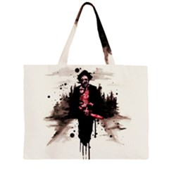 Leatherface 1974 Large Tote Bag