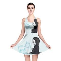 Always... Reversible Skater Dress