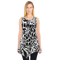 Coloring70swallpaper Sleeveless Tunic