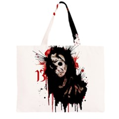 Momma s Boy 13 Large Tote Bag