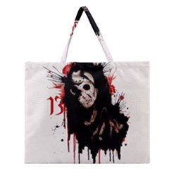 Momma s Boy 13 Zipper Large Tote Bag