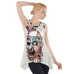 Captain Zombie Side Drop Tank Tunic