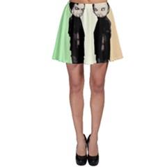 Plushie Saints 2.0 Skater Skirt