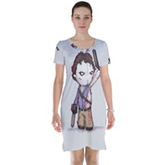 Plushie Boomstick Short Sleeve Nightdress