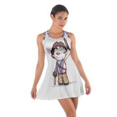 Plushie Boomstick Racerback Dresses