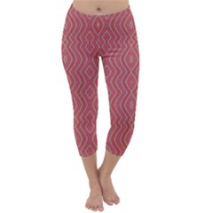 HEAD STRONG Capri Winter Leggings