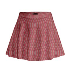 HEAD STRONG Mini Flare Skirt