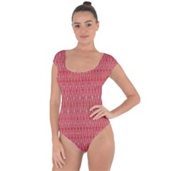 HEAD MIND Short Sleeve Leotard (Ladies)