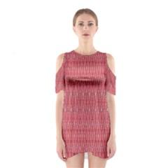 STRONG  Cutout Shoulder Dress
