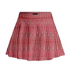 Strong  Mini Flare Skirt