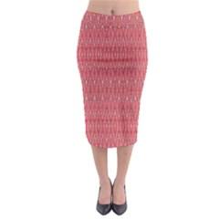 Strong  Midi Pencil Skirt