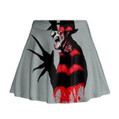 The Groundskeeper Mini Flare Skirt