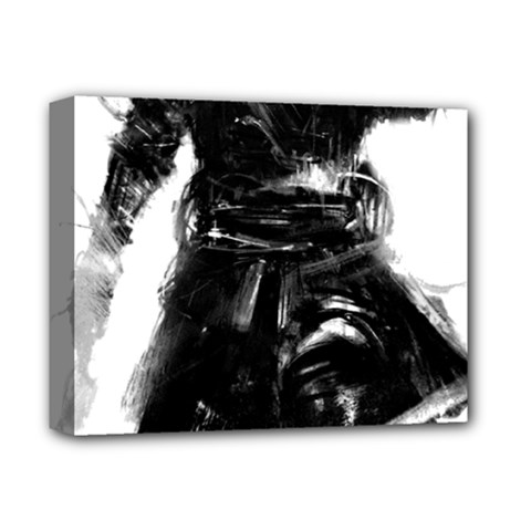 Assassins Creed Black Flag Tshirt Deluxe Canvas 14  x 11