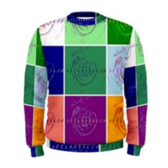 Appleartcom Men s Sweatshirt By Jocelyn Apple/appleartcom