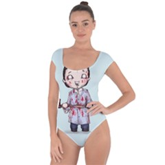 Plushie Bateman Short Sleeve Leotard (ladies)