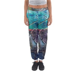 Vegas The Deep End  Women s Jogger Sweatpants