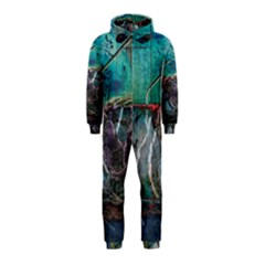 Vegas The Deep End  Hooded Jumpsuit (Kids)