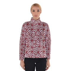 Interlace Tribal Print Winterwear