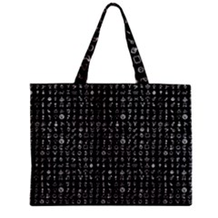 Black Alchemy Mini Tote Bag