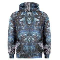 Lost In The Mirror  Men s Pullover Hoodie