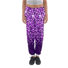 Purple Rain Women s Jogger Sweatpants