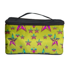 Flower Power Stars Cosmetic Storage Cases