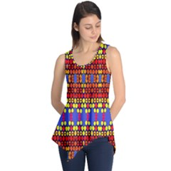 Egypt Star Sleeveless Tunic
