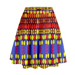 Egypt Star High Waist Skirt