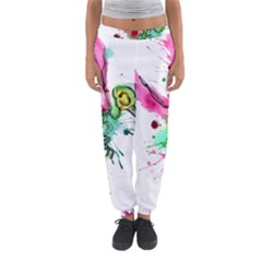 Hummingbird Skeleton Women s Jogger Sweatpants