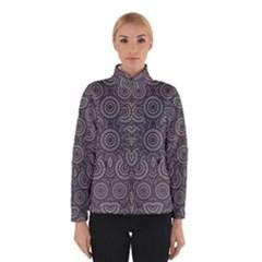 Geometric Boho Print Winterwear