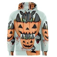 Halloween Dragon Men s Pullover Hoodie