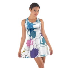 Cracked Wall                                 Cotton Racerback Dress