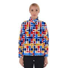 Colorful Shapes                                  Winter Jacket