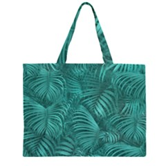 Tropical Hawaiian Pattern Large Tote Bag