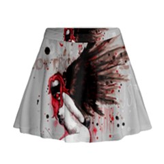 Dominance Mini Flare Skirt