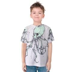 Skellingpus Kid s Cotton Tee