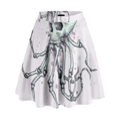 Skellingpus High Waist Skirt