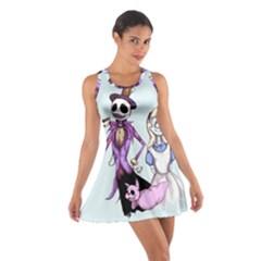 Nightmare In Wonderland  Racerback Dresses