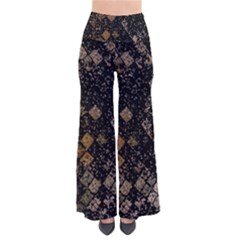Winchester Tiles Women s Chic Palazzo Pants