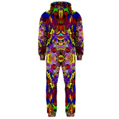 PSYCHO ONE Hooded Jumpsuit (Men)
