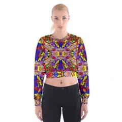 Psycho One Women s Cropped Sweatshirt