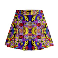 Psycho One Mini Flare Skirt