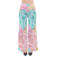 A Rose Is A Rose Pants