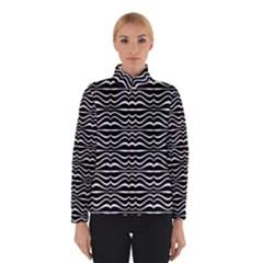 Modern Zebra Pattern Winterwear